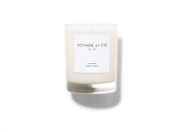 "Tabac Vanille - 4"" Highball Candle"