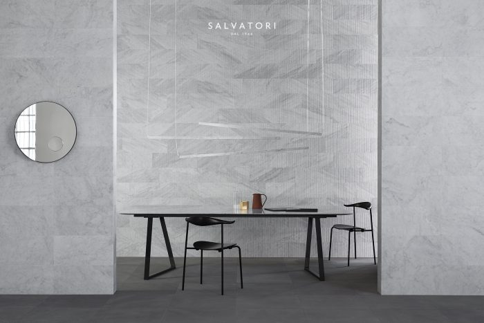 Salvatori Wf Raw Bianco Carrara